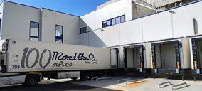 Montfrisa abre plataforma y suma clientes en Barcelona
