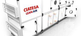 Ciatesa lanza unidades de tratamiento de aire Leanair