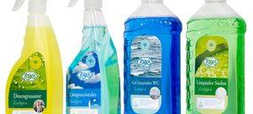 Heva Deter certifica tres fórmulas desinfectantes para la limpieza doméstica y profesional
