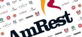AmRest redujo ventas en España un 12% en el primer trimestre