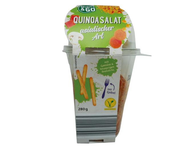 Ensalada asiática de quinoa Select & Go (8)