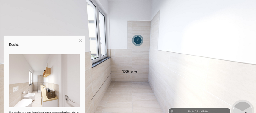Realisti.co también integrará las visitas virtuales de los inmuebles de Fotocasa