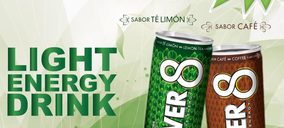 Goup Up y Power Drinks lanzan la bebida energética light Power 8