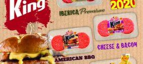 ElPozo retoma la innovación con la gama ElPozo King de burgers premiadas