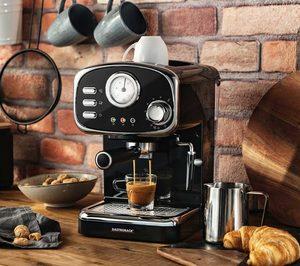 Índalo Electrodomésticos añade una cafetera con Gastroback