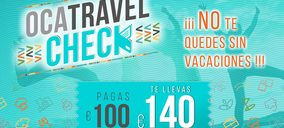 Oca Hotels promueve la venta anticipada mediante los Oca Travel Check