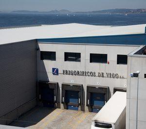 Frigoríficos de Vigo invierte en la ampliación de uno de sus almacenes