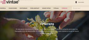 Vintae avanza en exportación y abre su tienda online a pequeños productores