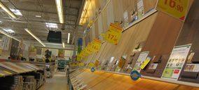 Las grandes superficies multiproducto y de bricolaje adaptan sus centros para reabrir a particulares
