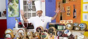 Grupo TGT ficha a Karlos Arguiñano parapromocionar sus quesos