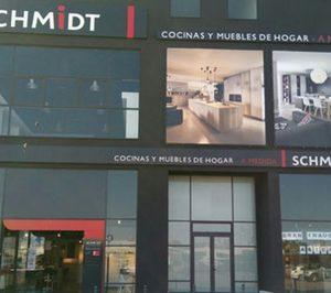Schmidt Cocinas refuerza su red en Sevilla