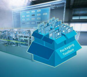 Siemens simplifica la ingeniería delequipamiento para packaging con su última herramienta