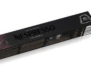 Nespresso lanza cápsulas con un 80% de aluminio reciclado