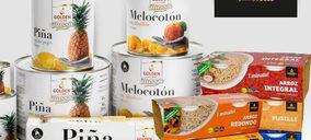Las ventas de Golden Foods repuntan gracias al tirón de los almíbares y platos preparados