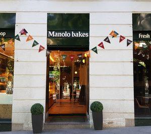 Manolo Bakes reabre sus establecimientos
