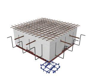 Knauf Industries lanza el forjado reticular Fractalys