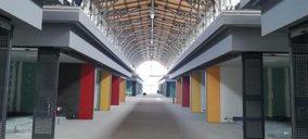 Pavistamp participa en la reforma del Mercado Central de Zaragoza