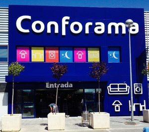 Conforama recupera la actividad de su red de tiendas en Iberia