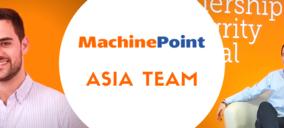 MachinePoint configura un equipo para el mercado asiático
