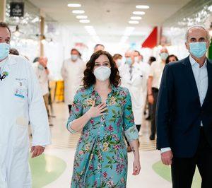 La Comunidad de Madrid ampliará el Hospital Niño Jesús