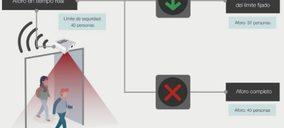 Nextt incorpora un sistema de gestión de aforo automatizada