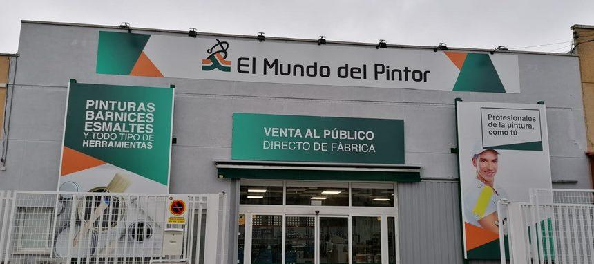 Ibersa abrirá este año cinco nuevas tiendas de El Mundo del Pintor