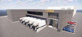 Transportes Codina construye plataforma de congelados y amplía cámaras de refrigerados