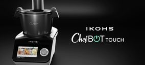 Ikohs ChefBot Touch, un nuevo competidor