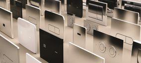 Ideal Standard lanza nuevas placas de descarga non-touch