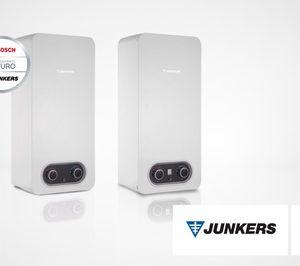 Junkers lanza su renovada gama de calentadores atmosféricos Hydro de bajas emisiones de NOx