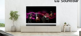 LG combina calidad de sonido y conectividad con sus nuevas barras de sonido