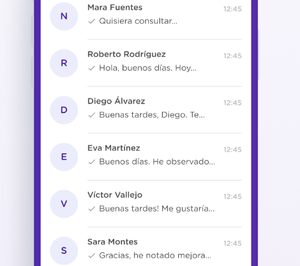 mediQuo lanza la versión PRO de su app de telemedicina