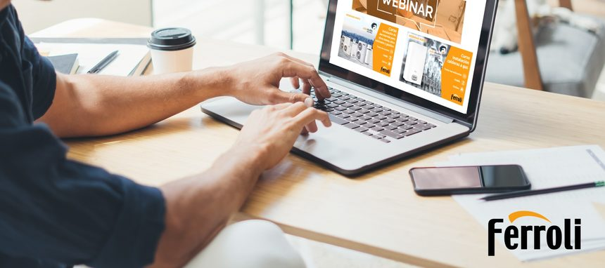 Ferroli da continuidad a su plan de formación 2020 con su programa de cursos online