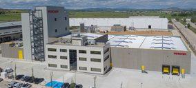 Morchem inaugura su segunda planta en España