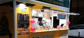Lanzan un nuevo sistema franquiciable de quioscos pizzerías de bajo coste