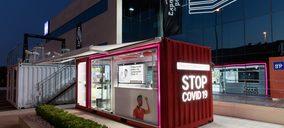 Grupo GP estrena una tienda temporal con artículos de protección frente al Covid-19