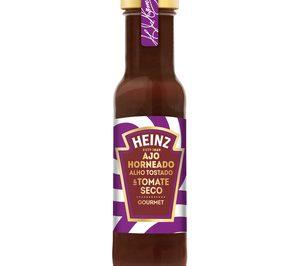Heinz presenta una nueva gama de salsas gourmet