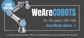 Primera edición virtual de WeAreCobots