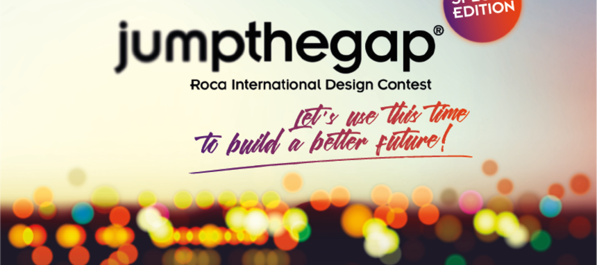 Roca lanza una edición especial de su concurso internacional de diseño jumpthegap
