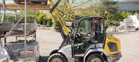 Kramer lanza dos nuevas cargadoras compactas multiusos