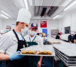 Udon se suma a la iniciativa World Central Kitchen del chef José Andrés