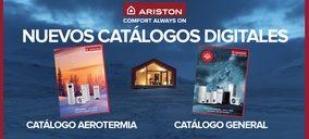 Ariston lanza su primer catálogo exclusivo de Aerotermia en formato digital y físico