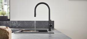 Hansgrohe lanza la nueva grifería de cocina Talis M54