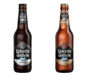 Estrella Galicia amplía su oferta sin alcohol con dos nuevas cervezas