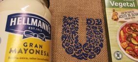 Unilever España se desvincula de Upfield y reorganiza su actividad de salsas