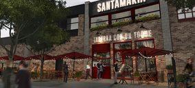 Las marca de tabernas Santamaría retoma su actividad con la reapertura de siete locales