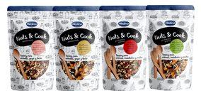 La gama Nuts & Cook de Aperitivos Medina debuta en retail