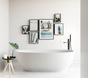 Nuovvo presenta la bañera exenta Toba