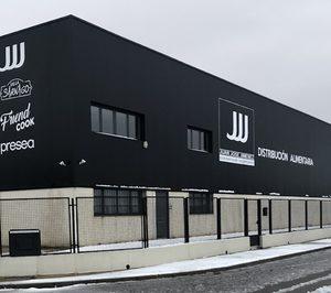 Conservas JJJ amplía sus instalaciones con una nueva nave logística