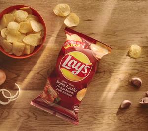Pepsico se apunta con Lays a la saborización, presenta novedades y renueva su imagen